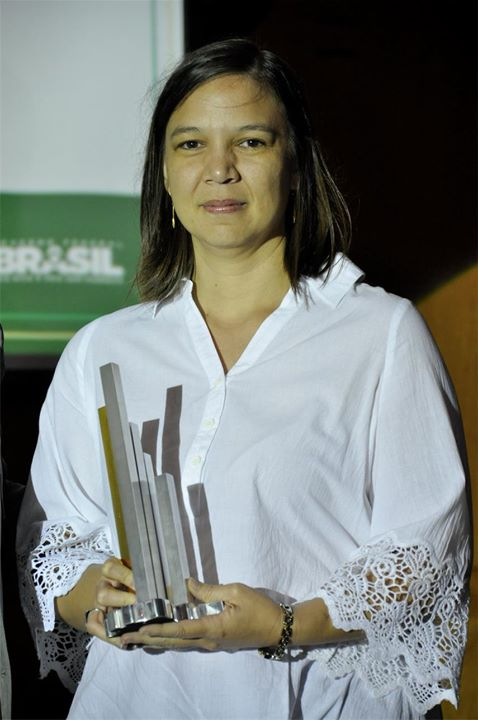 Wietske Ineke Meyering, do Instituto Atlântico, vencedor da categoria ICT.